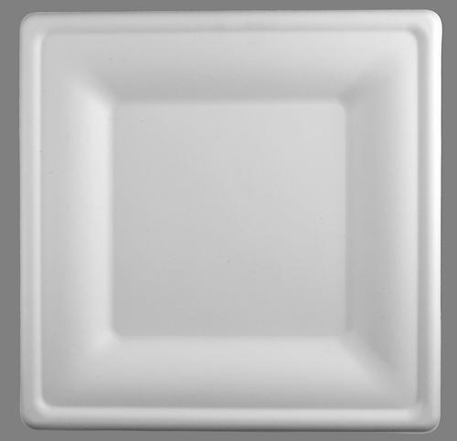 Talerz kwadratowy duży 26 cm 50 SZT (5442)