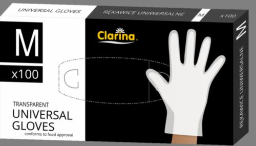 Rękawice uniwersalne TPE (5197-99)