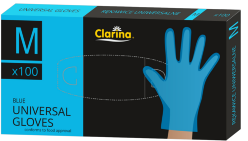 Rękawice uniwersalne TPE (5405-08)