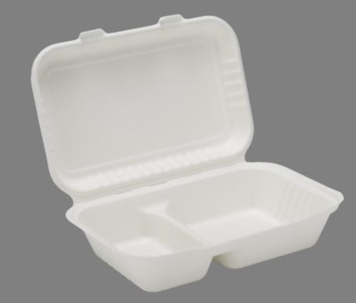 Lunch box 2-dz 850ml 50 szt