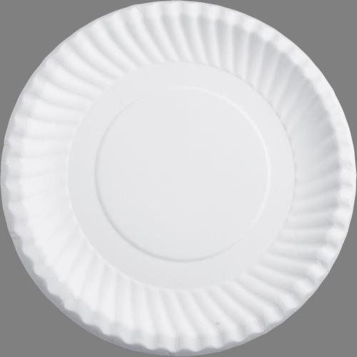 talerz okrągły duży 26 cm 50 szt ECO (5474)