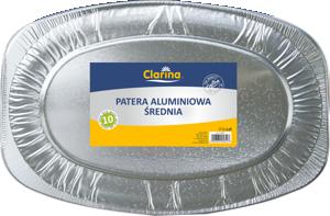 Aluminium tray midium