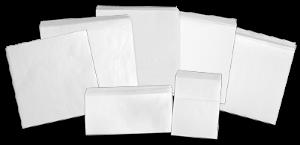 Serwetki składane białe
