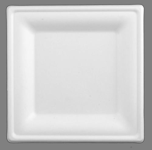 Talerz kwadratowy 16 cm light
