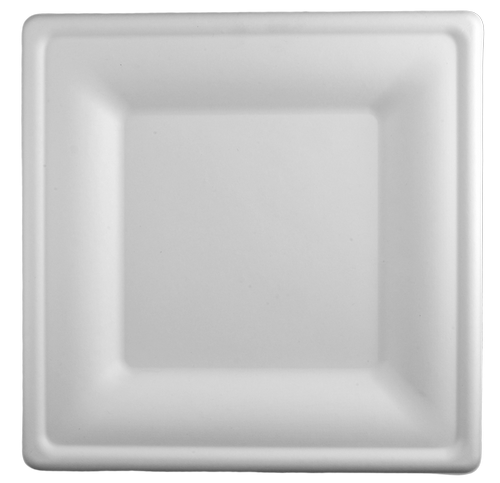 тарелка квадратная большая 26 см