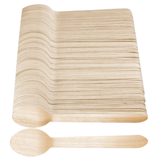 Spoons, 100 pcs