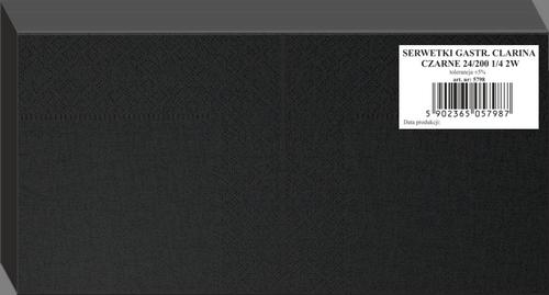 2w, czarne, 24/200 (5798)