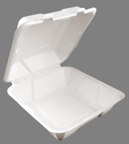 Lunch box kwadrat 1200ml 20,3 cm 50 szt (5461)